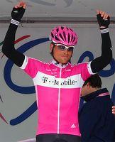 Jan Ullrich beim Giro d'Italia 2006. Quelle: Rocco Pier Luigi, User:Moroboshi / de.wikipedia.org