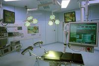 Der OP-Saal der Zukunft ist jetzt im Krankenhaus Damme (c) Olympus Deutschland GmbH