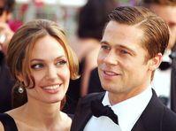Brad Pitt und Angelina Jolie bei den Filmfestspielen von Cannes 2007
