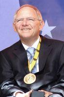Schäuble bei der Karlspreisverleihung 2012