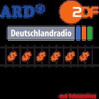 ARD - ZDF - Deutschlandradio Beitragsservice (GEZ) ist in Deutschland hochumstritten (Symbolbild)