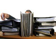 Bürokratie...