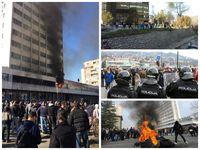 Proteste in Bosnien und Herzegowina 2014