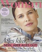 BRIGITTE WOMAN Cover 10/2021  Bild: Gruner+Jahr, Brigitte Woman Fotograf: Gruner+Jahr, Brigitte Woman