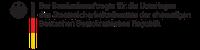 Logo des Bundesbeauftragten für die Unterlagen des Staatssicherheitsdienstes der ehemaligen Deutschen Demokratischen Republik (BStU)
