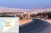 Grenzübergang Bab al-Hawa, Archivbild