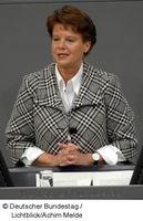 Ulrike Flach Bild: Deutscher Bundestag / Lichtblick/Achim Melde