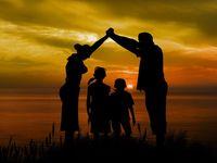Familie (Symbolbild)