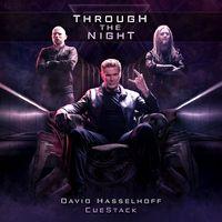 "Cover der kommenden Single namens ""Through the Night"". Bild:     Martin Kames"