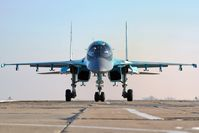 Russische Luftwaffe: Su-34 (2012)