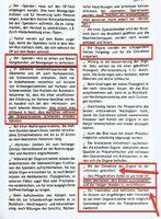 """Organspende kann nur bei lebenden Menschen durchgeführt werden: Daher besteht die Pflicht zur Narkose des """"Hirntoten"""" und Anschnallpflicht weil sich der """"Hirntote"""" sonst wehrt..."""