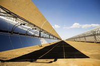 Andasol Solar Power Station in Spanien