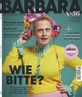 Cover_BARBARA_Nr.56_EVT: 6.5.2021 Bild: Gruner+Jahr, BARBARA Fotograf: Gruner+Jahr, BARBARA