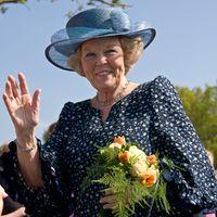 Königin Beatrix der Niederlande, 2008