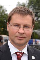 Valdis Dombrovskis Bild: http://politik.in2pic.com / wikipedia.org