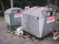 Remondis Glascontainer (Symbolbild)