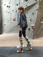 Prothese: ermöglicht Tragen hoher Schuhe. Bild: jhu.edu