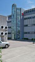 ProSiebenSat.1  Hauptgebäude: Detailansicht