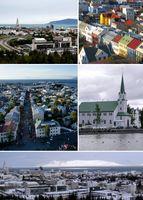 Landschaften in Reykjavik  (Symbolbild)