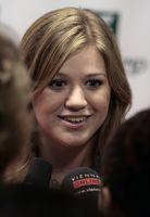 Kelly Clarkson bei den Women's World Awards in Wien (2009)