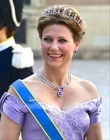 Prinzessin Märtha Louise von Norwegen, norwegische Adelige, Tochter von König Harald V. und Königin Sonja von Norwegen (2013), Archivbild