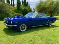 Ford Mustang 1964 ½ Vorserie Zulassung 13. April 1964