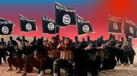 Kriminelle: Daesh oder IS oder ISIS (Symbolbild)