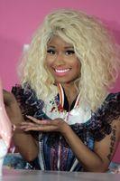 Minaj im November 2012.