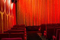 Kinosaal (Symbolbild)