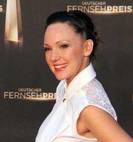 Carolin Kebekus beim Deutschen Fernsehpreis 2012