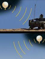 Funkender Ballon: Googles Umsetzung ähnelt dem sehr. Bild: spacedata.net