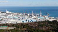 """Auf dem Kraftwerksgelände von Fukushima Daiichi haben sich in den vergangenen zehn Jahren 1000 Auffangtanks mit kontaminierten Wasser """"angesammelt"""".  Bild: ZDF Fotograf: Timo Bruhns"""