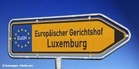 Europäischer Gerichtshof Luxemburg (EuGH)