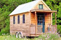 """Die aus den USA stammenden Tiny Houses erfreuen sich auch in Deutschland zunehmender Popularität, wie das Beratungsportal Baufi24.de beobachtet. Bild: """"obs/Baufi24 GmbH/©lowphoto/Fotolia"""""""