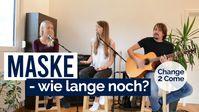 """Bild: Screenshot Video: """" """"Maske – Wie lange noch?"""" - Ein Song von Change2Come"""" (www.kla.tv/19019) / Eigenes Werk"""