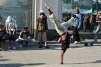 Breakdance: Auch Algorithmen müssen trainieren.