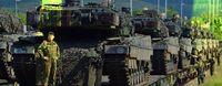Die Bundeswehr: Bald schon soll der großteil der Steuereinnahmen für Zerstörungsmaschienen eingesetzt werden. Ist ein neuer Krieg geplant? (Symbolbild)