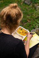 """Lunch Vegaz, pflanzliche Bio Frischegerichte.  Bild: """"obs/Lunch Vegaz"""""""
