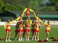 Cheerleader (Symbolbild)