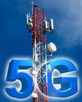 5G-Mast: Spott verstärkt Verschwörungstheorien.