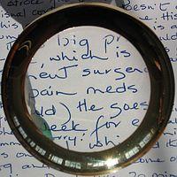 Lupe: Yacy als zensurfreie Suchlösung. Bild: FlickrCC/Robbie1