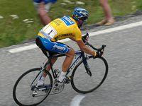 Armstrong bei der Tour de France 2005