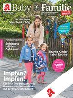 """Titelbild Baby und Familie 9/2019. Bild: """"obs/Wort & Bild Verlag - Gesundheitsmeldungen"""""""