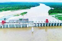 Lower Sesan II Staudamm