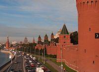 Kreml: Hacking für politische Zwecke. Bild: flickr.com/Achilli Family