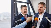 Tobias Ulbrich und Dr. Marco Rogert (2021) Bild: Rogert & Ulbrich Fotograf: Rogert & Ulbrich