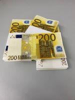 200-Euro-Scheine Bild: Polizei