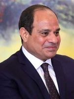 Abd al-Fattah as-Sisi (2017)