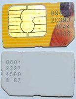 Mini-SIM-Karten