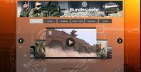 Kanal der Bundeswehr auf Youtube. Bild: Screenshot